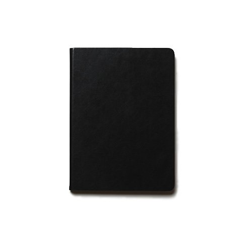 Zenus Avoc Toscana Diary Case/Tasche Schwarz für Samsung Galaxy Note 10.1(2014)