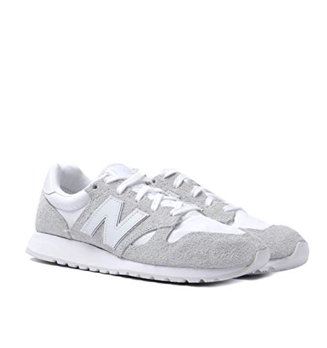 New Balance 520 Grey Vintage Suede Trainers - UK 7