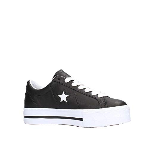 420461469a97ab Converse Damen Lifestyle One Star Platform Ox Sneakers