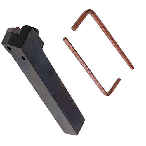fgghfgrtgtg MWLNL 2020K08 Fräswerkzeug 95 Grad Indizierbare Drehen Werkzeughalter 2 Stück Schlüssel Ersatz für CNC-Drehmaschine