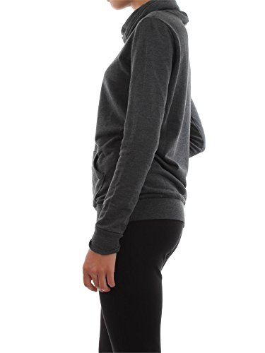 CONVERSE 6FD626 FL TNECK CT LADY SWEAT-SHIRT Femme Black