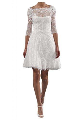 toscana-sposa-art-bavaria-3-4-giromanica-vestiti-da-sposa-corta-punta-principessa-sposa-cocktail-mod