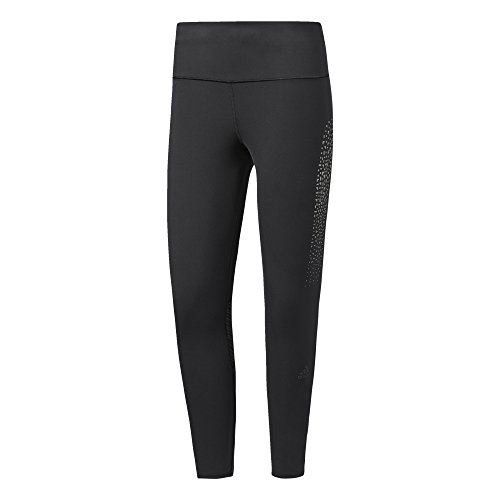 adidas Damen Supernova 7/8 Reflective Tights, Black, L -