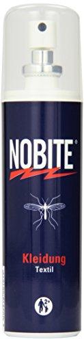 NOBITE Kleidung Spray, Insektenabwehrmittel zum Auftragen auf Textilien (100 ml) -