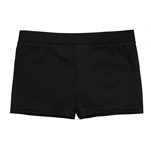 CHICTRY Girls Children Basic Boy Cut Low Rise Short for Dance Sport or Under Dress/Skirt Shorts