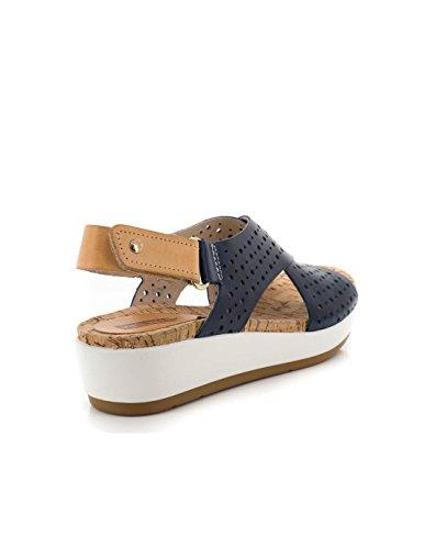 Sandale Pikolinos Blue Skin W1G-0969 Bleu