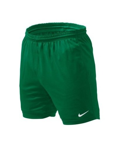 Nike Herren Short Park Knit Unlined, pine green/white, XL, 194137