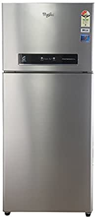 Whirlpool 410 L 3 Star Frost-Free Double Door Refrigerator (Pro 425 Elite, Alpha Steel)