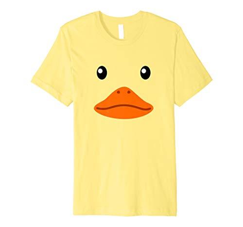 Gummi Ente Kostüm Neuheit Funny T shirt (Ente Kostüm Kostüm)