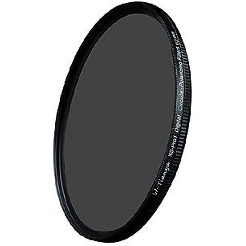 tianya 62mm XS Pro1Digital Circular CPL filtro polarizador para Pentax 18–13518–250Tamron 18–200mm