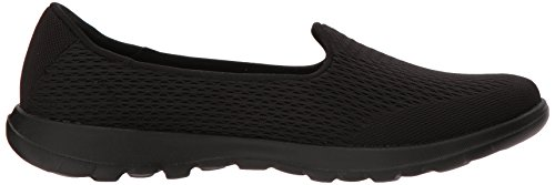 Skechers Go Walk Lite, Sneaker Donna Nero (Black)