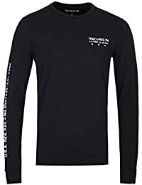 ecb0e535d9 Amazon.co.uk: True Religion - Tops, T-Shirts & Shirts / Men: Clothing