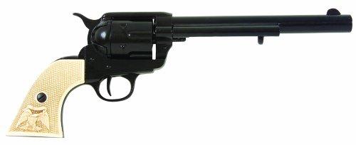 Deko Waffe 45er Colt Peacemaker Kavallerie -