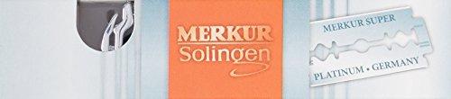 Merkur Rasierhobel L34 / 9034001 Gradschnitt