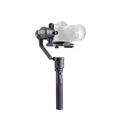 Moza Aircross 3-axis Gimbal fotocamera stabilizzatore per fotocamera mirrorless e più DSLR, Sony, Panasonic, Canon