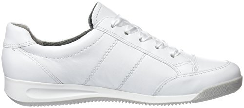 ara Damen Rom Sneaker Weiß (weiss, bianco)