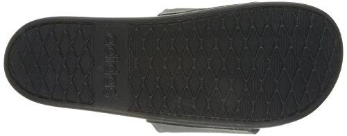 Adidas Performance Adilette Sc Su Fm Sandalen, schwarz / lebendige Rot, 6 M Us Vista Grey/Dark Grey