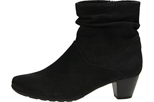 Gabor Shoes Comfort Sport, Bottes Classiques Femme Bleu