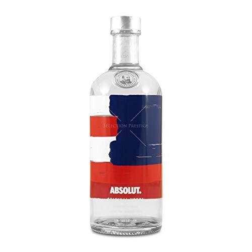 "Preisvergleich Produktbild Absolut Vodka Edition """""" INDIA """""" 750ml mit TAG 40%Vol.neu full and sealed! C"