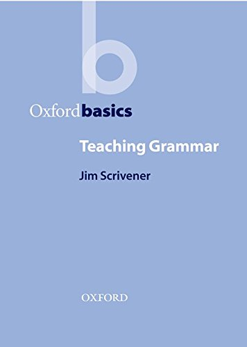 Teaching Grammar (Material de Teacher Training)