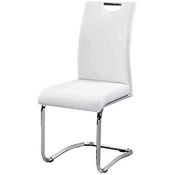 13Casa Edera A9 Set 4 sedie. Dim: 43x57x96 h cm. Col