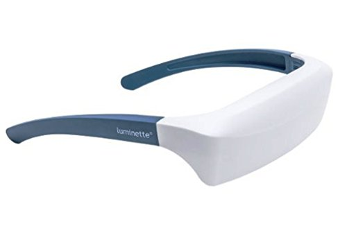 Luminette 2 - SAD Light Therapy Glasses - Improve your mood. Regulate your sleep (V.A.T exempt)