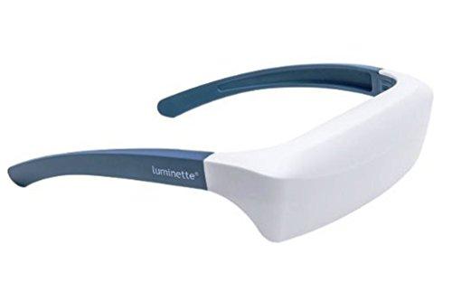 Luminette-Licht-Therapiebrille - Verbessern Sie Ihre Stimmung. Regulieren Sie Ihren Schlaf