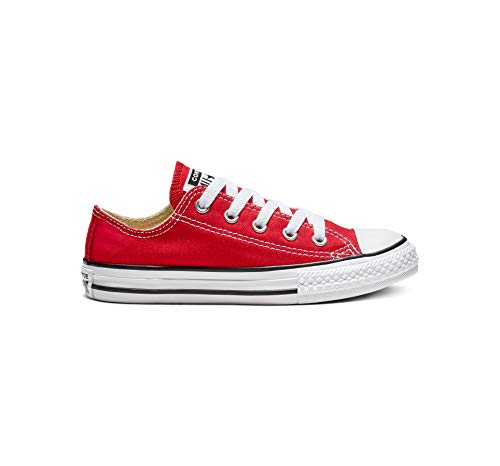 r All Star Core Ox 015810-21 Unisex - Kinder Sneaker, Rot, 34 EU ()