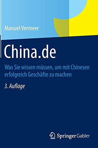 China.de: Was Sie wissen müssen, um mit Chinesen erfolgreich Geschäfte zu machen