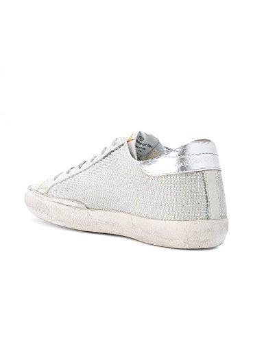 Golden Goose Pelle Sneakers Bianco