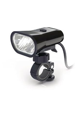 Philips Led-Lampe Activeride Dual Beam 800 Lumen, akkubetrieben, schwarz,