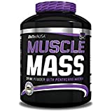 Biotech USA - Muscle Mass - Fraise, 2270g