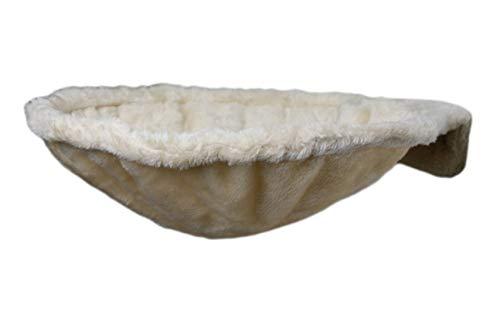 animal-design Wandmulde Kuschelnest, Wandliege Katzen-mulde Liegemulde Plüschmulde