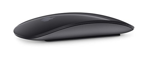 Apple Magic Mouse 2, Bluetooth, Multi-Touch, Space Grau