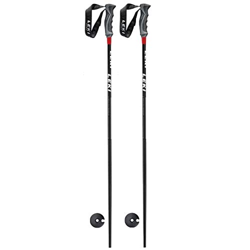 LEKI High Performance Rental Skistöcke, Schwarz, 110 cm