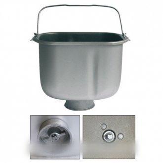 Cuve à pain pour machine à pain Kenwood BM250 et BM256 avant série 09H25
