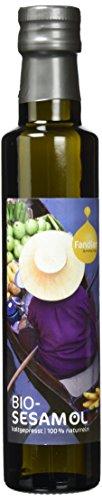 Fandler Bio-Sesamöl, 1er Pack (1 x 250 ml)