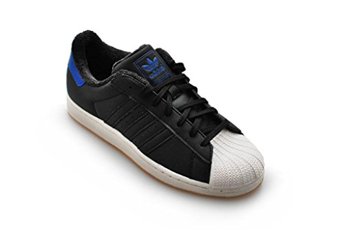 adidas Superstar Foundation Herren Sneakers Schwarz/Whtvap/Croyal B26869