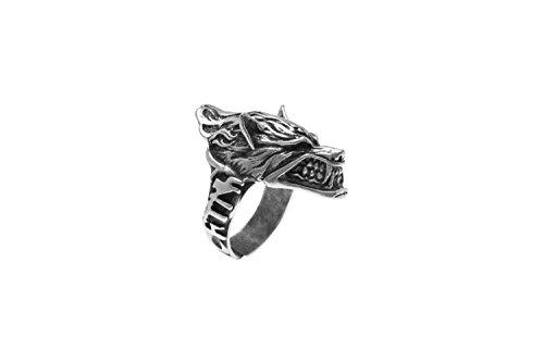Gök-Türk Ring Wolf 2