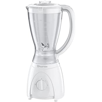 Russell Hobbs Food Collection Jug Blender 14449, 1.5 L, 400 W - White