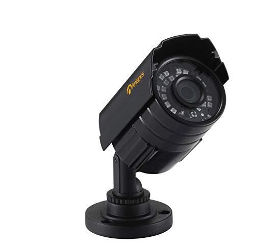 Anlapus 1080P Außen Bullet Überwachungskamera IP66 Metallgehäuse 4in1 TVI/CVI/AHD/CVBS 24 IR LEDs 20M Nachtsicht