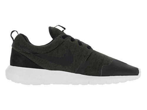 Nike Herren Roshe NM TP Laufschuhe, Schwarz Grün / Schwarz / Weiß (Fracht Khaki / Schwarz-Weiß)