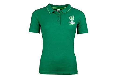 RWC Damen Ireland 2017 Ladies Rugby Polo Shirt