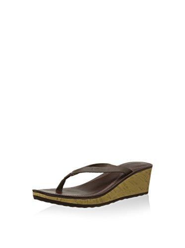 Nike Sandali Donna Nike Celso Girl City Superheel 386857 221 MARRONE Braun