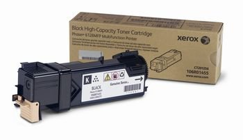 Xerox Phaser 6128 MFP N - Original Xerox 106R01455 / 6128MFP Toner Black - 3100 pages -
