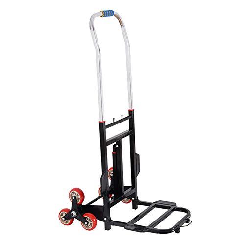 Einkaufswagen Warenkorb Portable Stair Climbing Cart 6