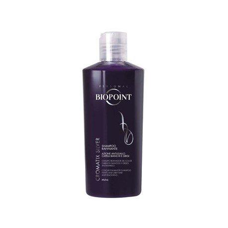 Cromatix Shampoo Ravvivante Silver - Capelli bianchi, grigi e brizzolati, con mèches 200 ml