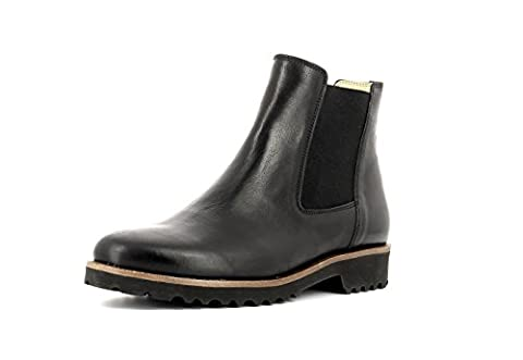 Gabor Damenschuhe 31.511.01 Damen Stiefel, Schlupfstiefel, Boots Schwarz (schwarz (Ra.cuoio)), EU 40,5