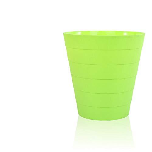 LYEXO Papierkorb Mülleimer Für Schlafzimmer, Badezimmer, Büros Oder Zu Hause 3Pcs @ B