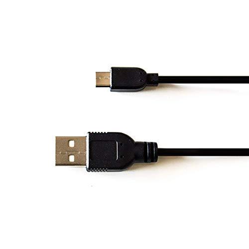 vshop® Kabel Spiel- und Nachfüllpack für die Playstation 4(für Spielen und Aufladen gleichzeitig, USB/Micro) PS4